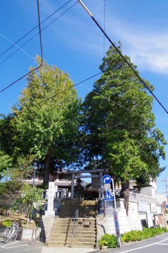Yagiri Shrine at 1.4km