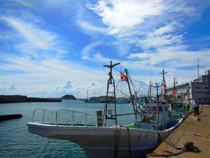 Togawa fishing port