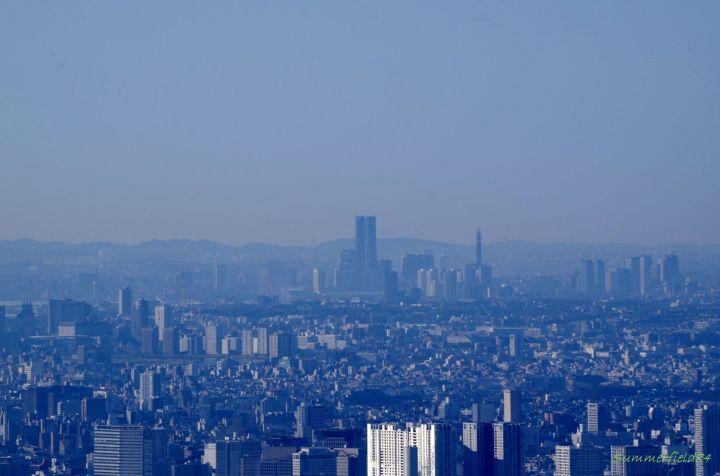 Zooming for Yokohama