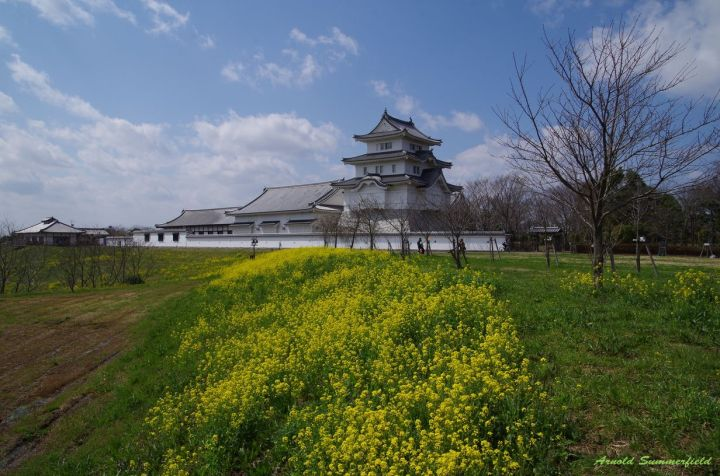 The Sekiyado-jo museum