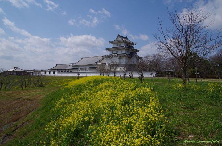 The Sekiyado-jo museum